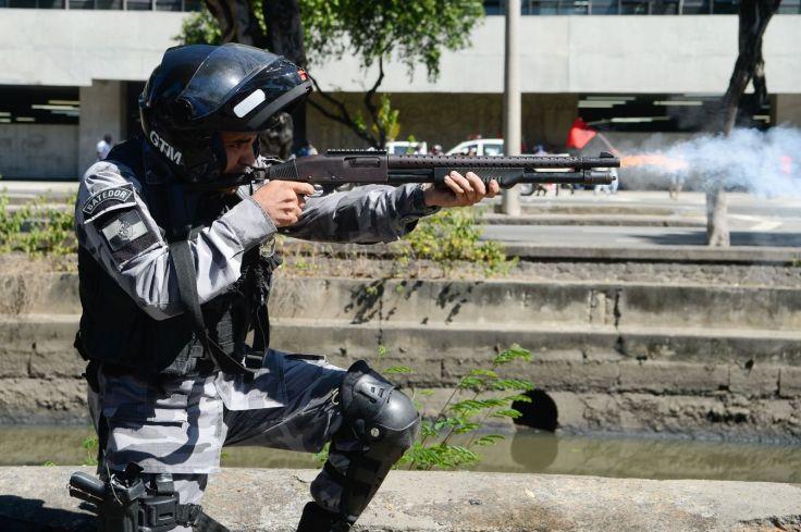 Tomaz Silva - Agencia Brasil - 20_02_17 - Manifestação Cedae