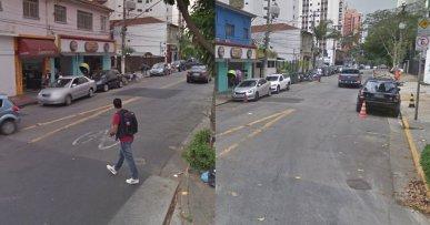 ciclorrota-moema-em-2012-e-em-2016-Imagens-Google-Maps