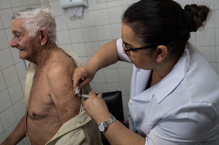 BRAZIL-HEALTH-YELLOW-FEVER-VACCINATION